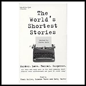 The World's Shortest Stories Audiobook