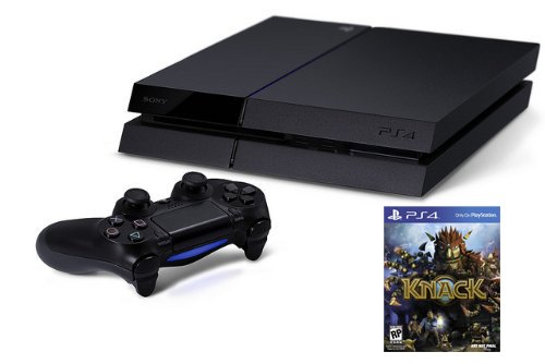 PlayStation 4 Knack Launch Day Bundle