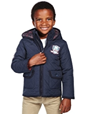 Thomas & Friends© Quilted Jacket