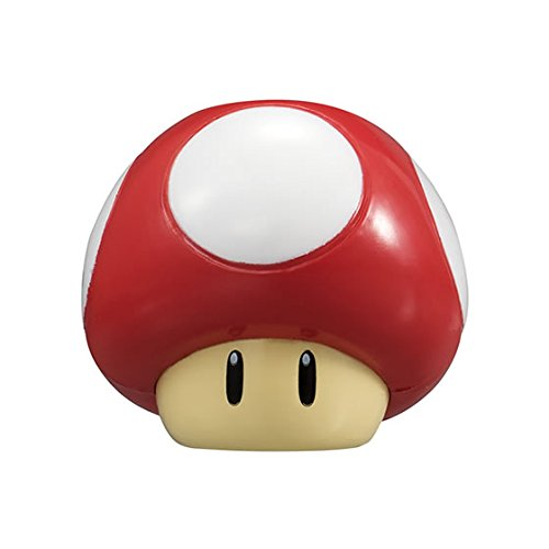 Super Mario Digital Item Mascot〜Red Mushroom Cell Phone Stand 26mm