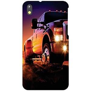 HTC Desire 816G Back cover - At Night Designer cases