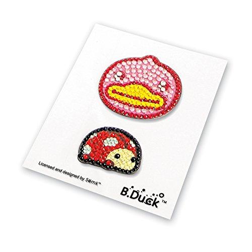 B.Duck Jewelry Seal, Pink