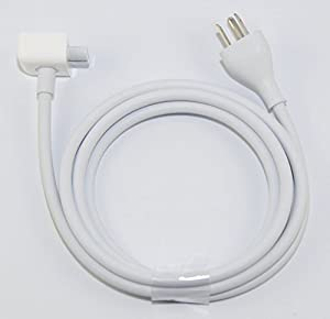Original AC Power Cord for Apple MC556LL/B 85W MagSafe Power Adapter for 15- and 17-inch MacBook Pro by GPK Systems