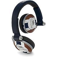 JBL E40BT COACH Over-Ear 3.5mm Wireless Bluetooth Headphones (Varsity Stripe)