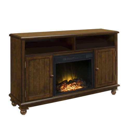 Pleasant Hearth 23-Inch Pearson Heritage Media Electric Fireplace picture