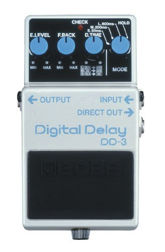 Boss DD-3 Digital Delay Pedal (Boss Digital Reverb compare prices)