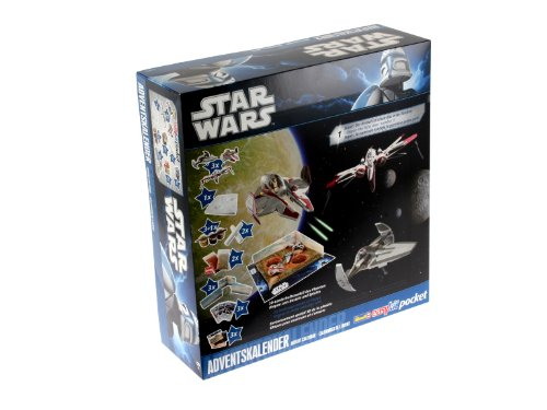 Imagen principal de Revell 01004 Star Wars - Calendario de Adviento [Importado de Alemania]