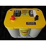 イエロートップ D1000S / YTS4.2L / D34 / オプティマバッテリー OPTIMA YELLOW TOP