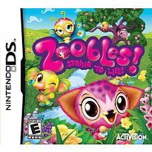 Zoobles - Nintendo DS - 1