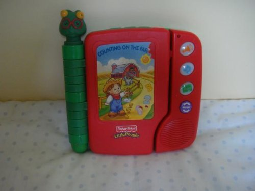 Fisher Price Little People - Counting on the Farm Electronic