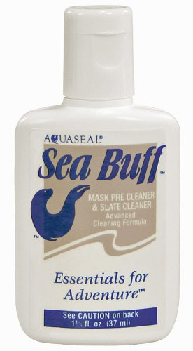 McNett - Sea Buff Mask Preparation Fluid and Dive Slate Cleaner