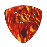 Fender ピック×10枚 トライアングル MEDIUM-SHELL ランキングお取り寄せ