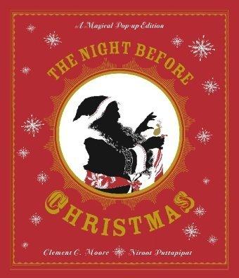 the-night-before-christmas-hallmark-pop-up-book