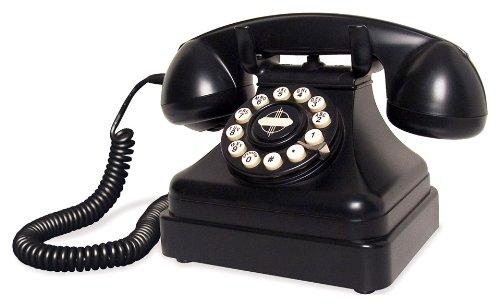Crosley Kettle Classic Desk Phone CR62-Black