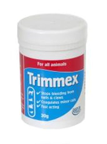 trimmex-pet-grooming-aid-coagulating-powder-30g