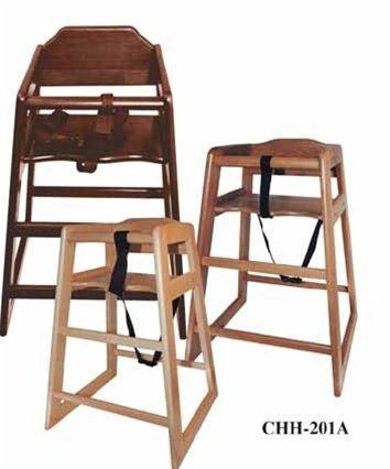 Winco Chh-2 Replacement Hi-Chair Strap , Black