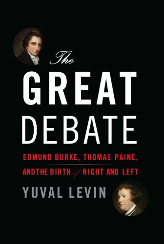 Yuval Levin - The Great Debate