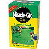 Miracle Gro Water Soluble Lawn Food