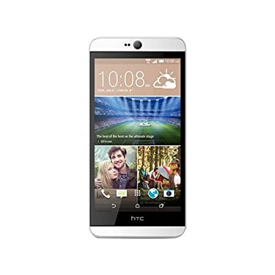 HTC Desire 826W Smart Phone, White Birch