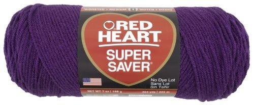 red-heart-super-saver-economy-yarn-dark-orchid