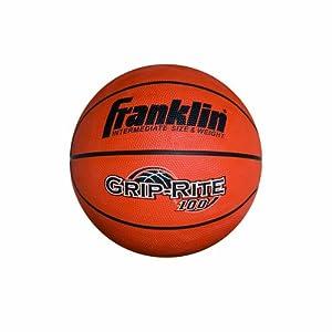 Buy Franklin Sports Grip-Rite 100 Basketball by Franklin