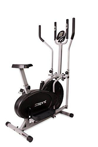 Esprit Fitness X-MOVE 2-IN-1 Ellittica Da Allenamento Incrociato & Bicicletta Per Esercizi