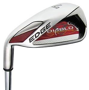Callaway Golf Diablo Edge Irons, Set of 8 (Left Hand, 3P, Graphite, Stiff)