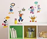(10x18) Mickey & Friends - Animated Fun Peel and Stick Wall Decals
