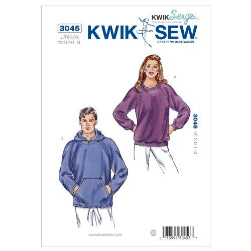 kwik-sew-k3045-shirts-sewing-pattern-size-xs-s-m-l-xl