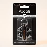 Crescendo Vocals universal fit music hearing protection