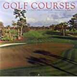 Golf Courses 16 Month 2014 Calendar