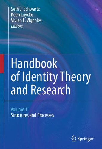 Handbook of Identity Theory and Research [2 Volume Set] (Positive Identities compare prices)