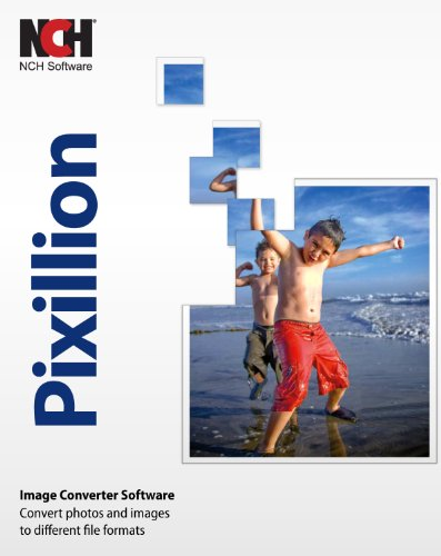 Pixillion Image Converter Software - Convert Photo and Image File Formats [Download] (Image Converter Software compare prices)