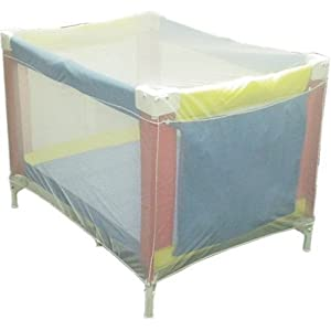 """PlayPen Netting for Insects & Bugs - Protect your Child's Playard (28"""" x 43"""" x 25"""")"""