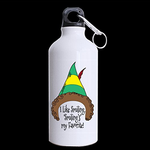dongmen-alluminum-i-like-smiling-smilings-my-favorite-portable-135-oz-sports-drinking-bottle-travel-