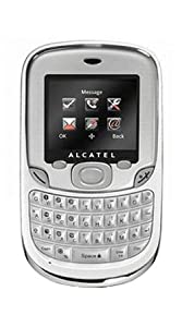 Alcatel OT-335 Mobile Phone on Orange Pay As You Go / Pre-Pay / PAYG (Including £10 Top Up) - White