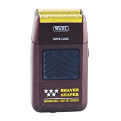Wahl Professional 8061 5-star Series Rechargeable Shaver Shaper