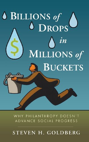 Billions of Drops in Millions of Buckets: Why...