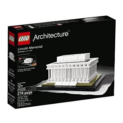 LEGO Architecture Lincoln Memorial Model Kit