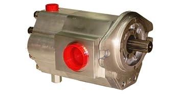 Prince Manufacturing Sp25p27n100h1r Hydraulic Gear Pump