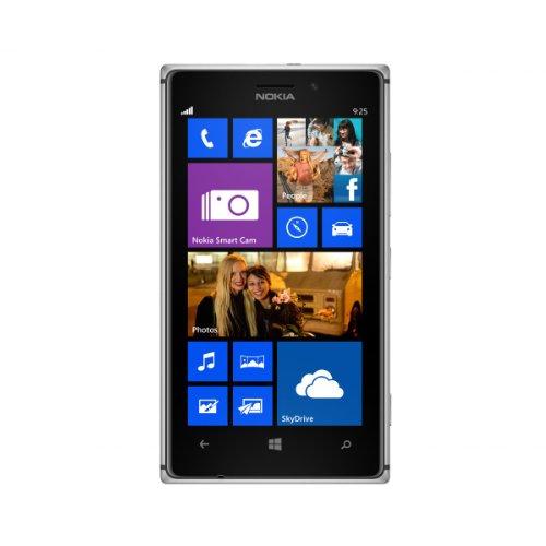 Nokia Lumia 925 Smartphone, Grigio [Italia]