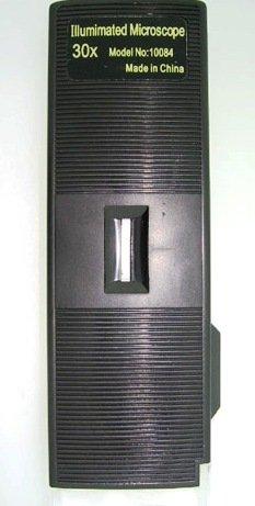 Se - Microscope - Led Illuminated, Black, 30X