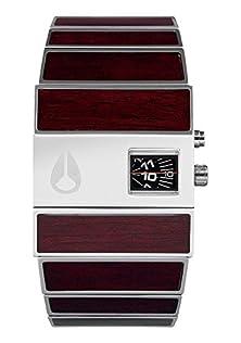 buy Nixon Rotolog Stainless Steel Quartz Men'S Watch A028-000