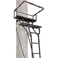 Ameristep 15' Two Man Ladderstand with RealTree AP Seat
