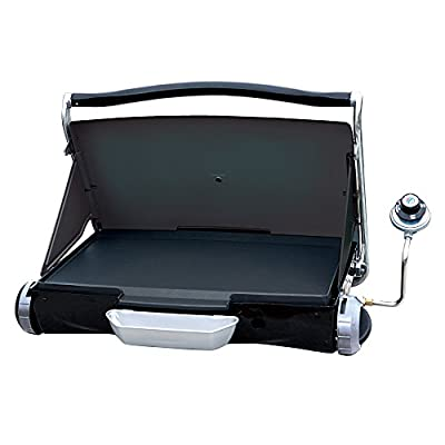 George Foreman GP200R Camp and Tailgate Grill