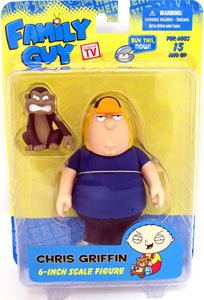 Picture of Mezco Family Guy Classic Figure Series 3 Chris Griffin (B005EN2LCI) (Mezco Action Figures)