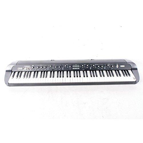 Korg Sv188Bk 88-Key Stage Vintage Piano Black 888365237756