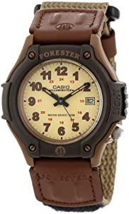 CASIO Men's FT500WVB-5BV Forester Sport Watch