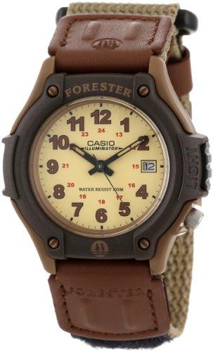 CASIO Men's FT500WVB-5BV Forester Sport Watch