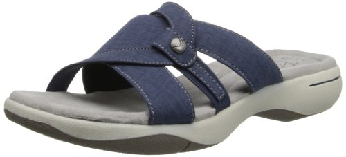 Lifestride Women'S Caper 2 Fisherman Sandal,Navy,8.5 M Us front-219607